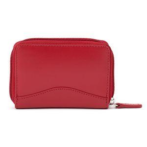 ili Leather RFID-Blocking Mini Card Case