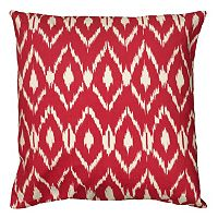 Rizzy Home Geometric Ikat Throw Pillow