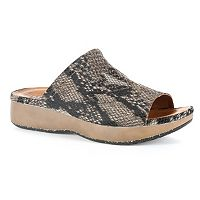 Rocky 4EurSole My Time Women's Snakeskin Sandals