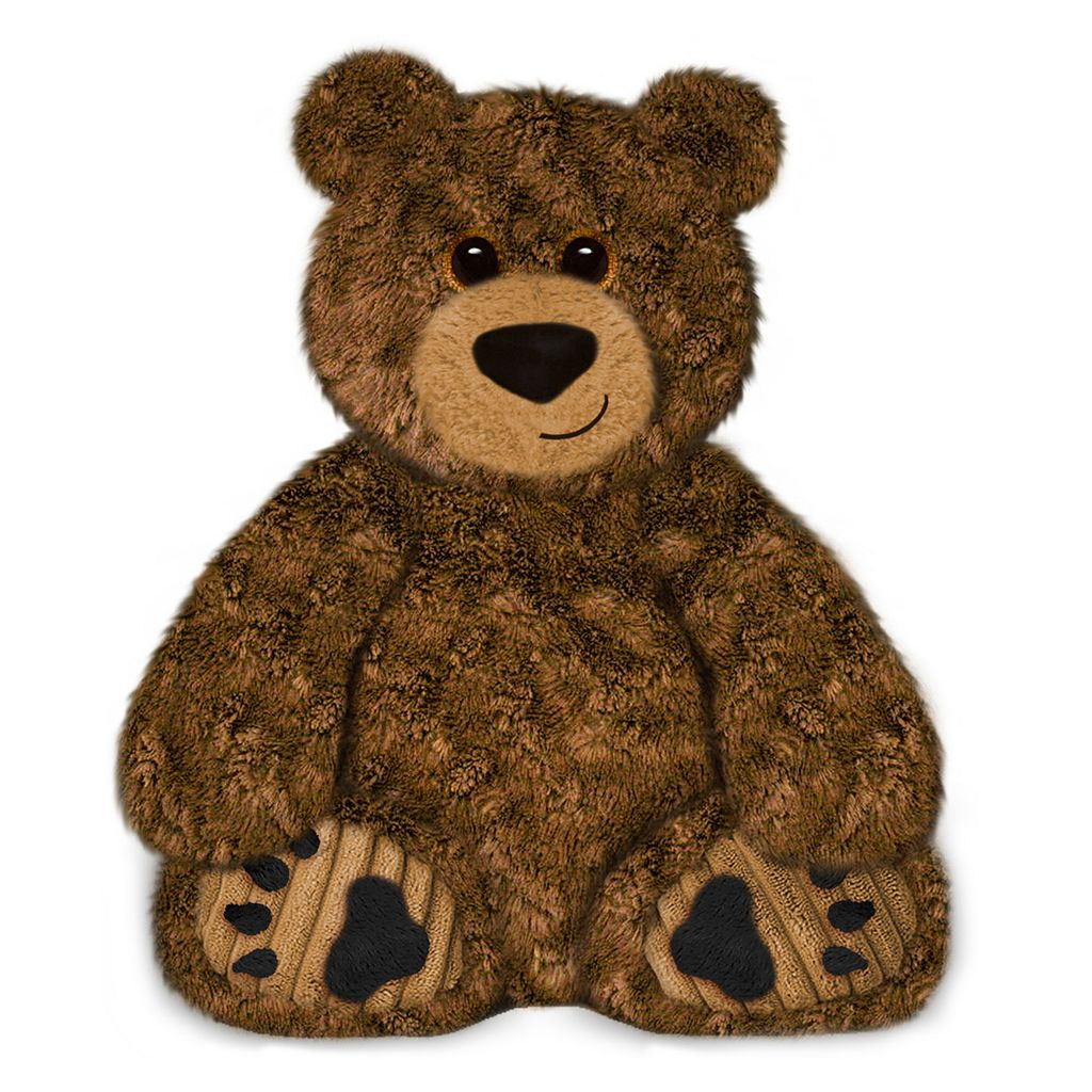First & Main 10-in. Grizzles Bear Plush