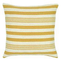 Rizzy Home Multi-Stripe Throw Pillow
