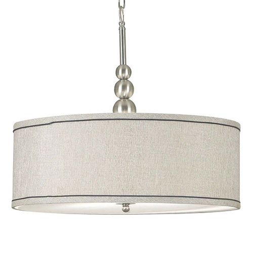 Kenroy Home Margot 3-Light Pendant Lamp