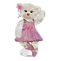 First & Main 7-in. Bella Ballerina Bear Plush