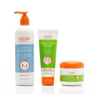 giggle 3-pc. Body Care Gift Set