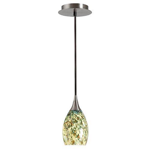 Kenroy Home Medici 1-Light Mini Pendant Lamp