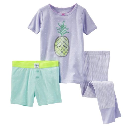 Girls 4-12 OshKosh B'gosh® Fruit Pajama Set