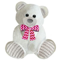 First & Main 15-Inch Roscoe Bear