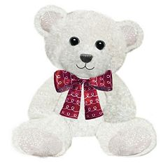First & Main 15-Inch Sparkles Bear