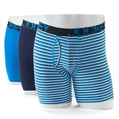 Men's Jockey 3-pack ActiveStretch™ Midway Briefs
