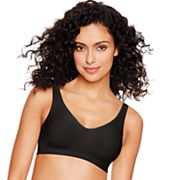 Hanes Ultimate Bra: Smooth Inside & Out Wire-Free Convertible T-Shirt Bra HU04