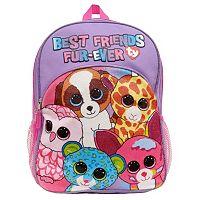 Kids TY Beanie Boos Backpack