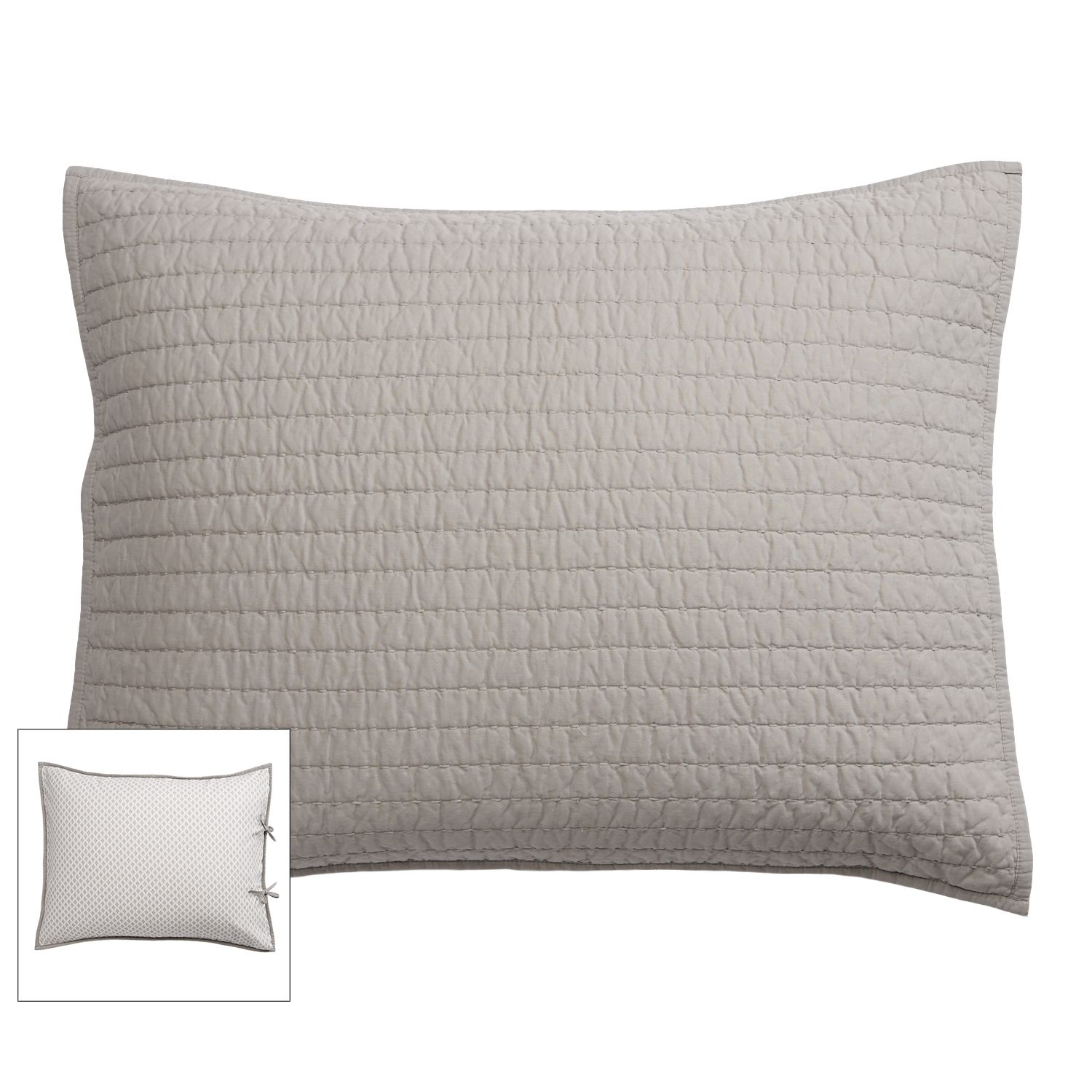 Top King Pillow Shams — Pillow And Blanket
