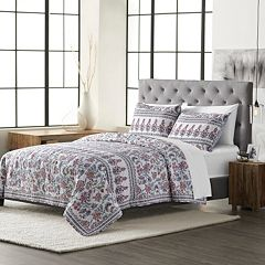 SONOMA Goods for Life™ Multi Floral Reversible Quilt & Sham