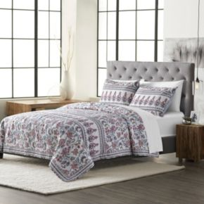 SONOMA Goods for Life? Multi-Floral Reversible Quilt
