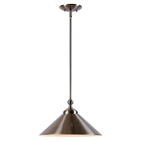 Kenroy Home Conical 1-Light Pendant Lamp