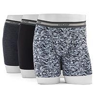 Men's CoolKeep 3-pack Boxers