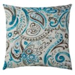 Rizzy Home Bold Paisley Throw Pillow