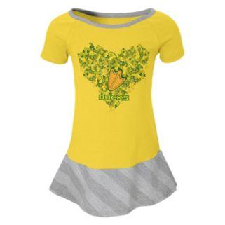 Girls 4-6x Oregon Ducks Fancie Dress