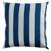 Rizzy Home Bold Stripe Throw Pillow