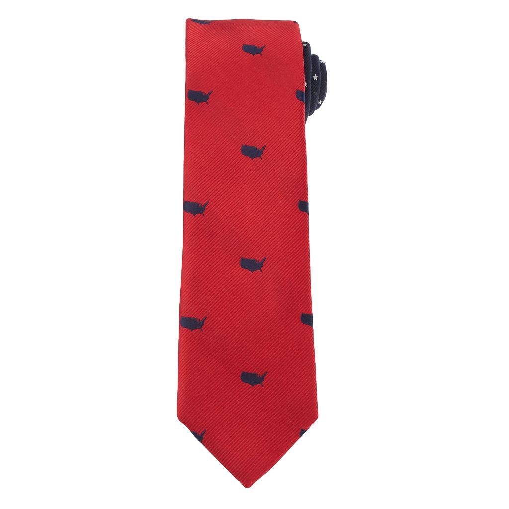 Men's Croft & Barrow® USA Skinny Tie