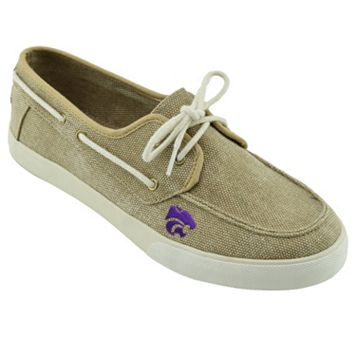 Men's Kansas State Wildcats Captain Boat Shoes