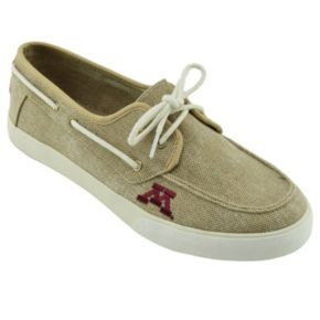 Men's Minnesota Golden Gophers Captain Boat Shoes