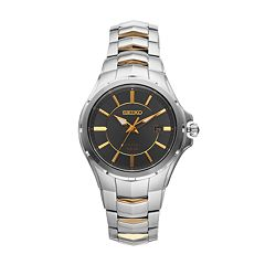 Seiko Men's Coutura Stainless Steel Solar Watch