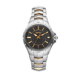 Seiko Men's Coutura Stainless Steel Solar Watch