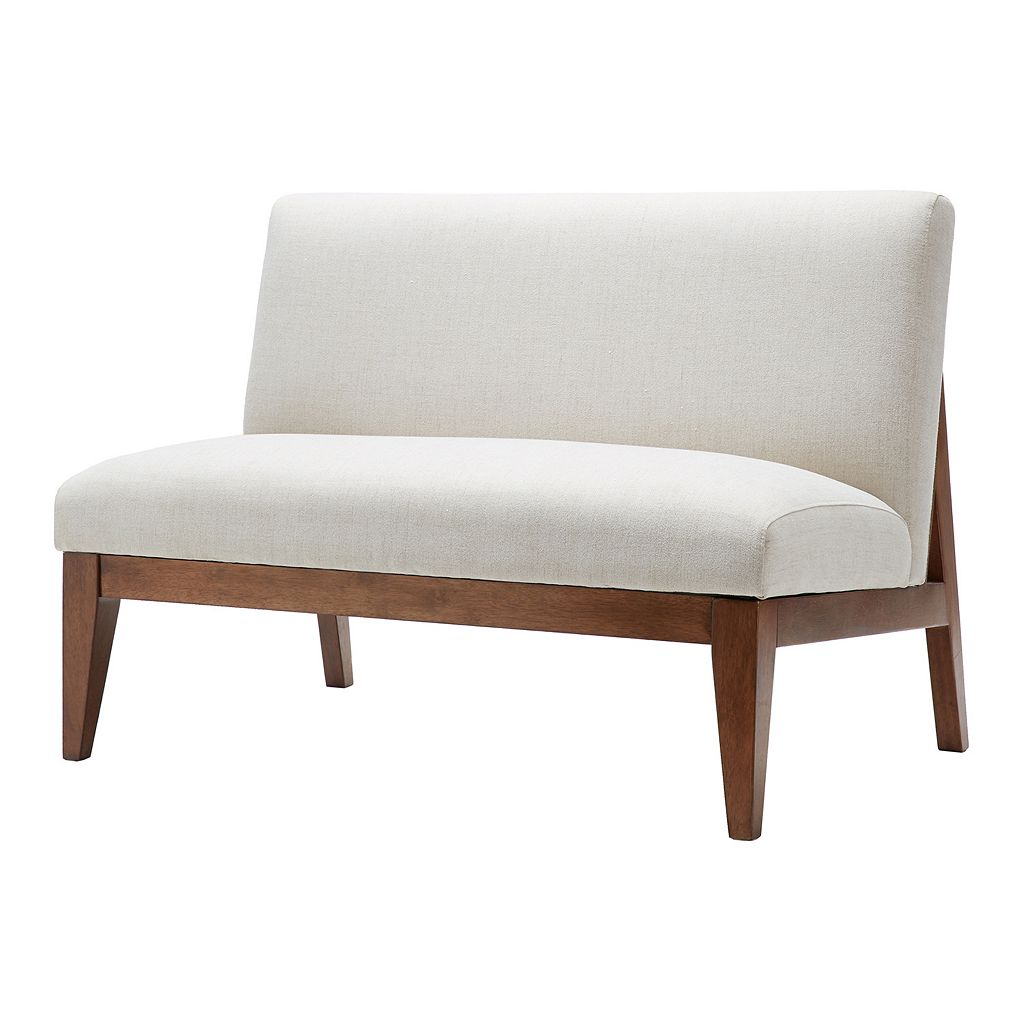 Madison Park Adria Settee Loveseat
