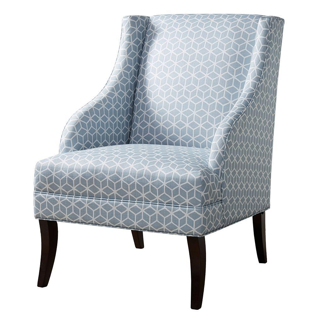 Madison Park Taton Swoop Arm Chair