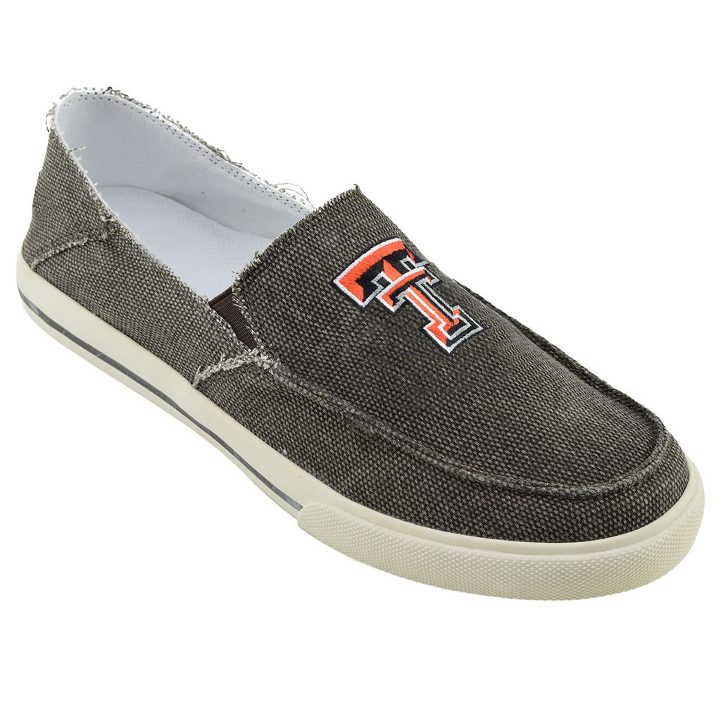 Men's Texas Tech Red Raiders Drifter Slip-on Shoes