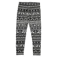 Girls 4-6x French Toast All-Over Printed Leggings