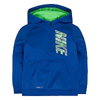 Boys 4-7 Nike Therma-FIT Quarter-Zip Hoodie