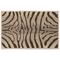 Liora Manne Terrace Zebra Indoor Outdoor Rug