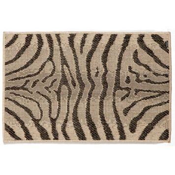 Trans Ocean Imports Liora Manne Terrace Zebra Indoor Outdoor Rug