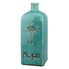 Stonebriar Collection Vintage 'Hope' Vase