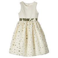 Girls 7-16 American Princess Soutache Dress