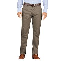 Men's Dickies Slim-Fit Wrinkle-Resistant Khaki Dress Pants