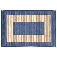 Trans Ocean Imports Liora Manne Terrace Border Indoor Outdoor Rug