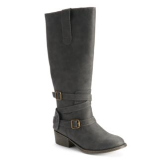 Candie's® Girls' Tall Western Riding Boots