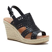 Rampage Harper Women's Wedge Sandals
