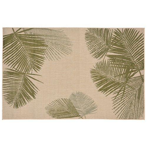 Liora Manne Terrace Palm Indoor Outdoor Rug