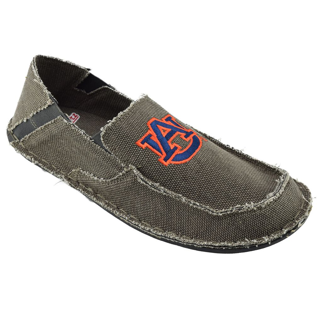 Men's Auburn Tigers Cazulle Canvas Loafers