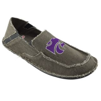 Men's Kansas State Wildcats Cazulle Canvas Loafers