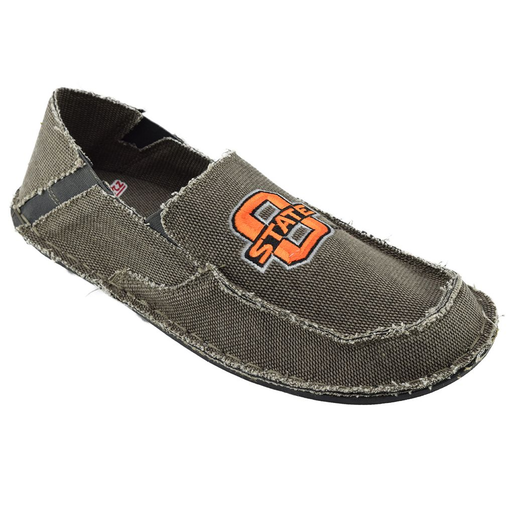 Men's Oklahoma State Cowboys Cazulle Canvas Loafers