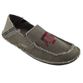 Men's Texas A&M Aggies Cazulle Canvas Loafers