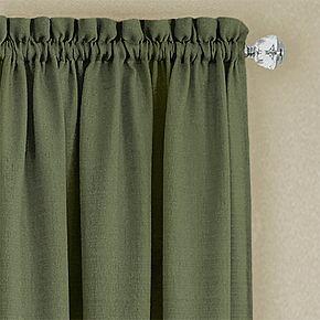 Achim 3-piece Darcy Tier & Valance Kitchen Window Curtain Set