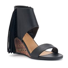 Rampage Winnie Women's Wedge Sandals