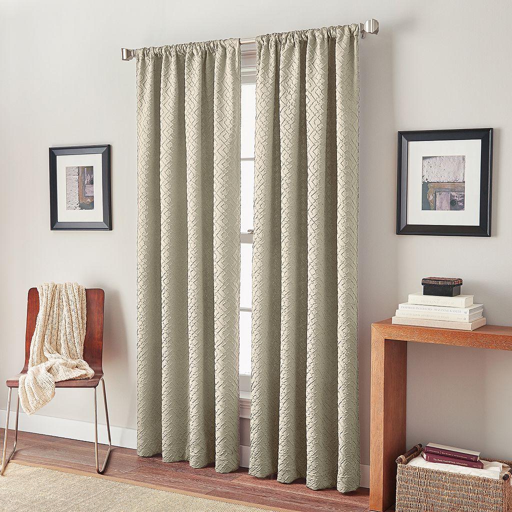 Peri Circa Window Curtain