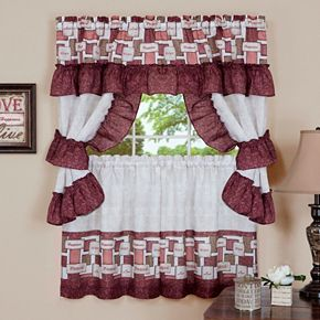 Achim Inspiration Cottage Window Set